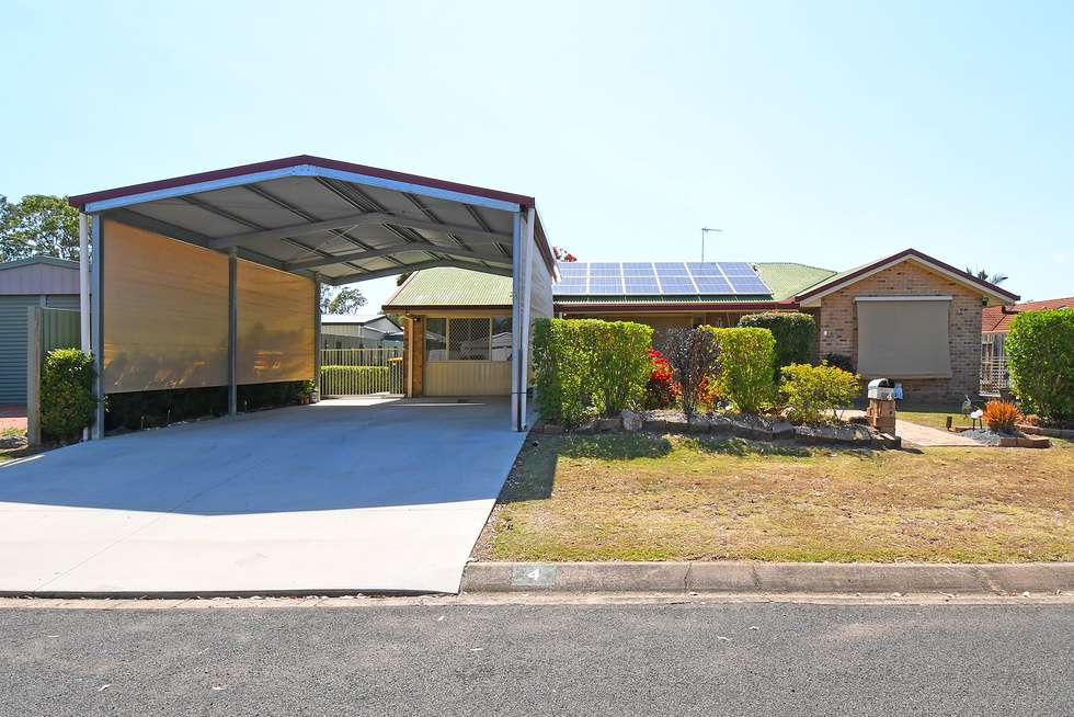 Second view of Homely house listing, 4 GOODWIN AVENUE, Point Vernon QLD 4655