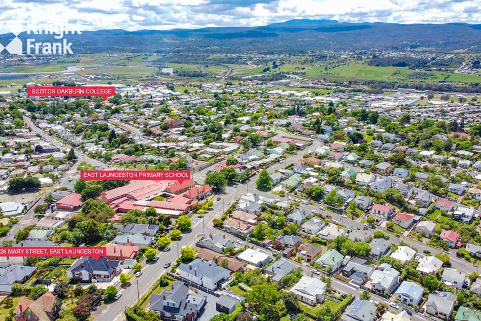 Second view of Homely house listing, 26 Mary Street, East Launceston TAS 7250
