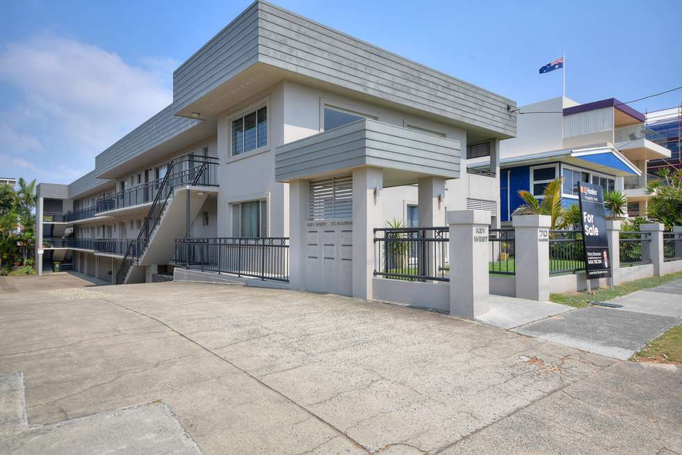 Second view of Homely unit listing, 7/70 Marine Parade, Miami QLD 4220