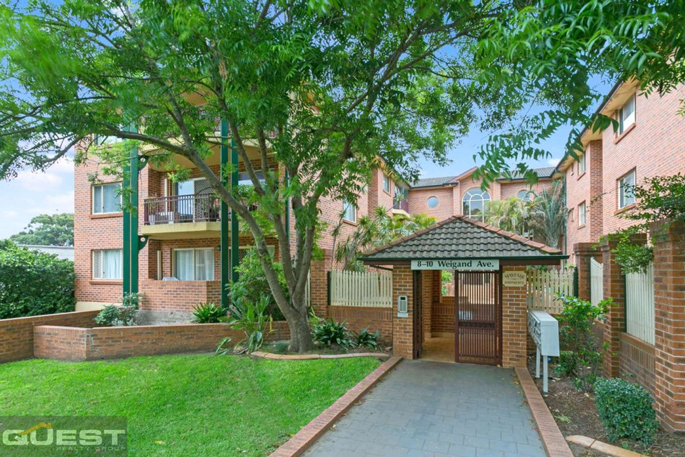 Main view of Homely unit listing, 3/8 Weigand Avenue, Bankstown NSW 2200