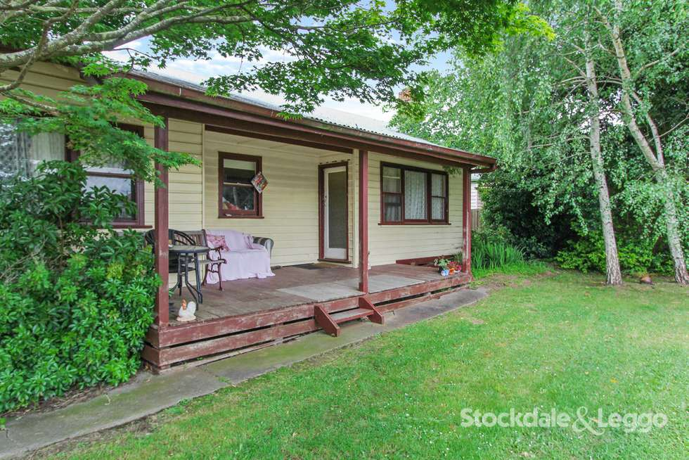 Second view of Homely house listing, 33 Baromi Road, Mirboo North VIC 3871