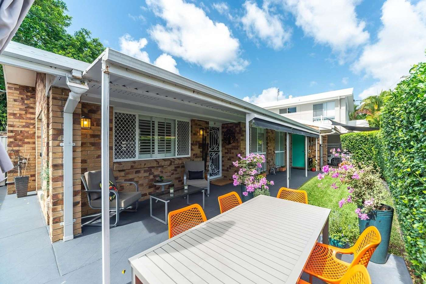 Main view of Homely house listing, 1/5 Rosalind Ave, Paradise Point QLD 4216