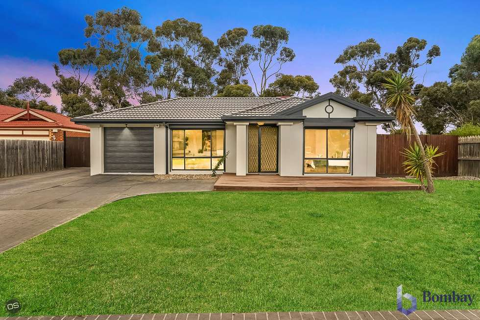 Second view of Homely house listing, 13 Bonney Place, Roxburgh Park VIC 3064