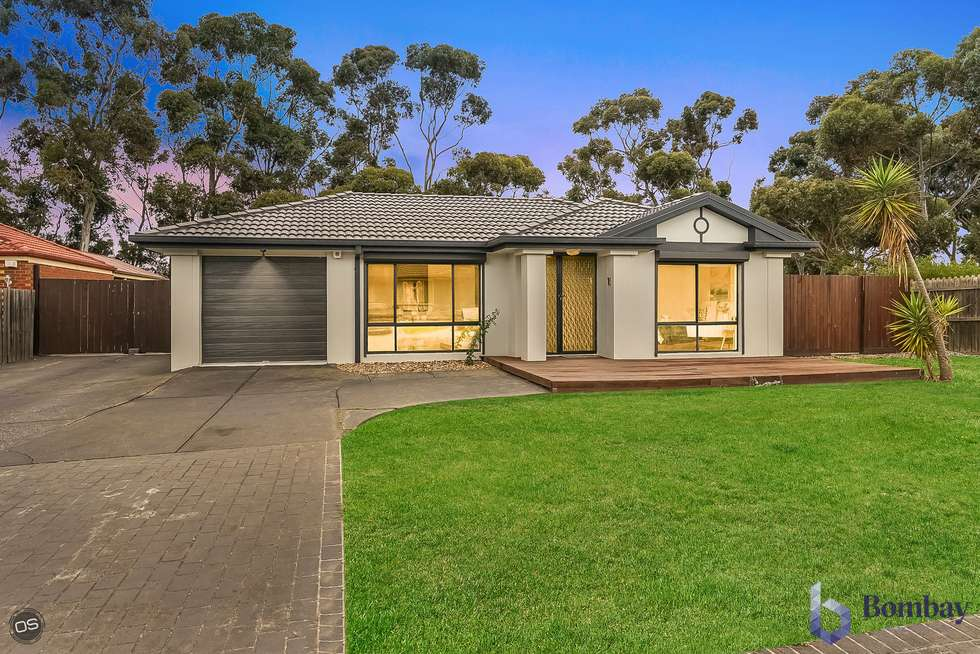 Third view of Homely house listing, 13 Bonney Place, Roxburgh Park VIC 3064