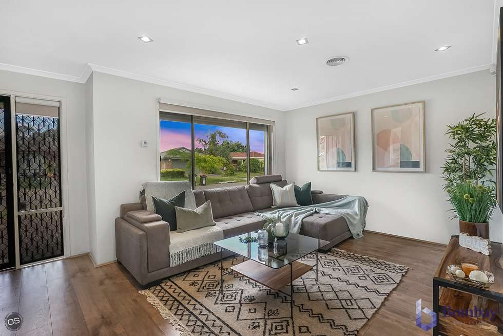 Fifth view of Homely house listing, 13 Bonney Place, Roxburgh Park VIC 3064