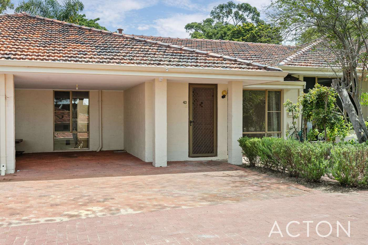 Main view of Homely villa listing, 40 Troy Terrace, Daglish WA 6008