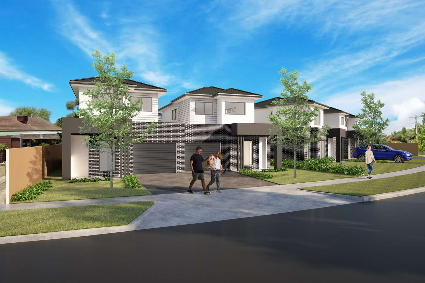 Main view of Homely townhouse listing, 10-12 Marchant Crescent, Sunshine West VIC 3020