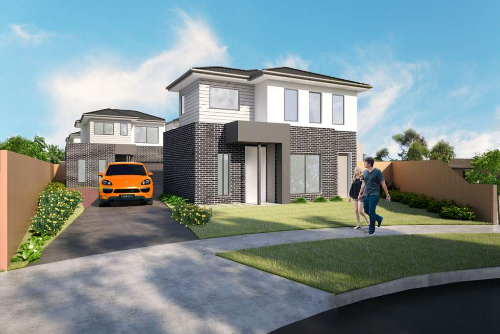 Second view of Homely townhouse listing, 10-12 Marchant Crescent, Sunshine West VIC 3020