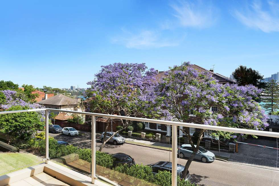 Second view of Homely apartment listing, 3/74 Upper Pitt Street, Kirribilli NSW 2061