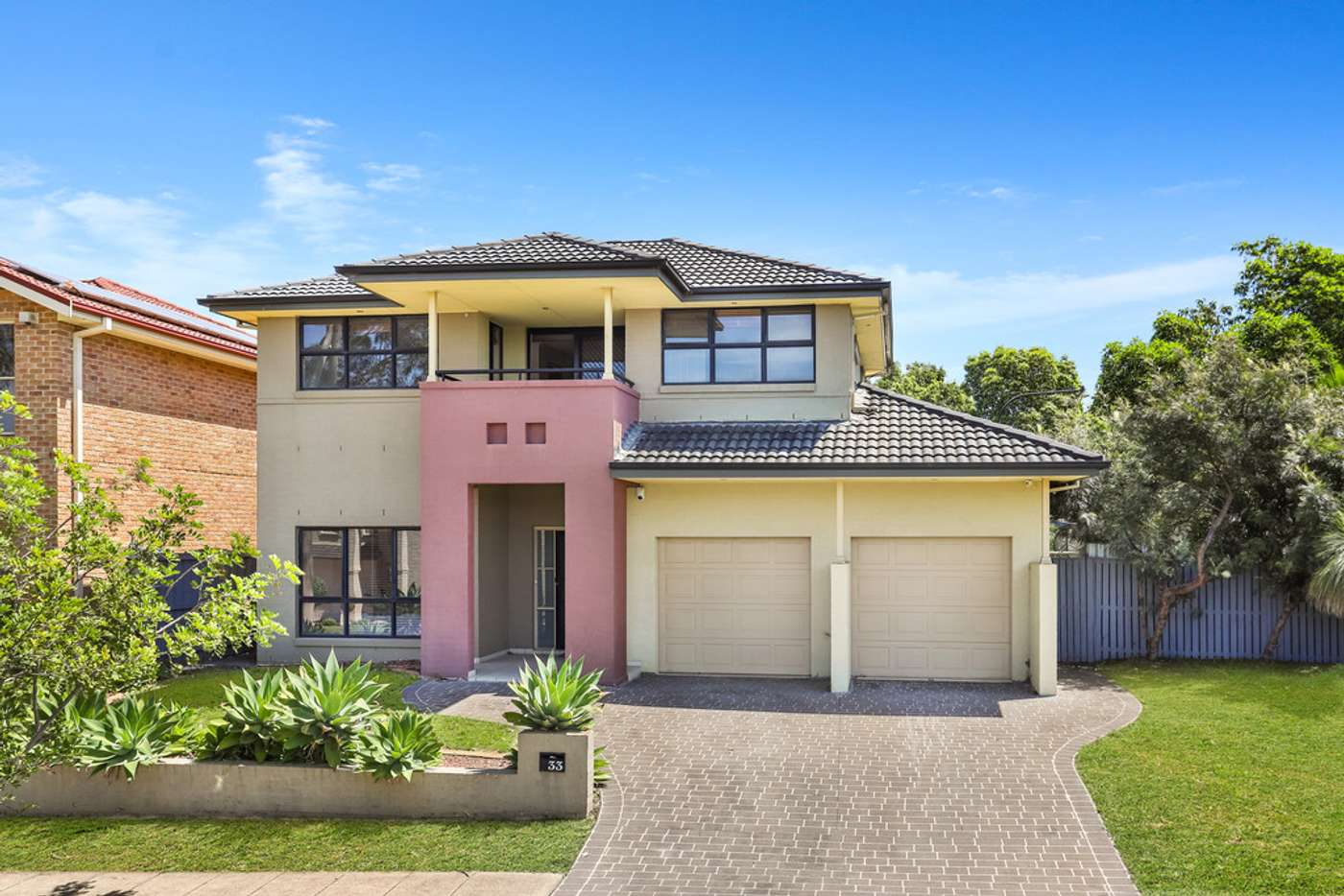 Main view of Homely house listing, 33 Darlington Street, Stanhope Gardens NSW 2768