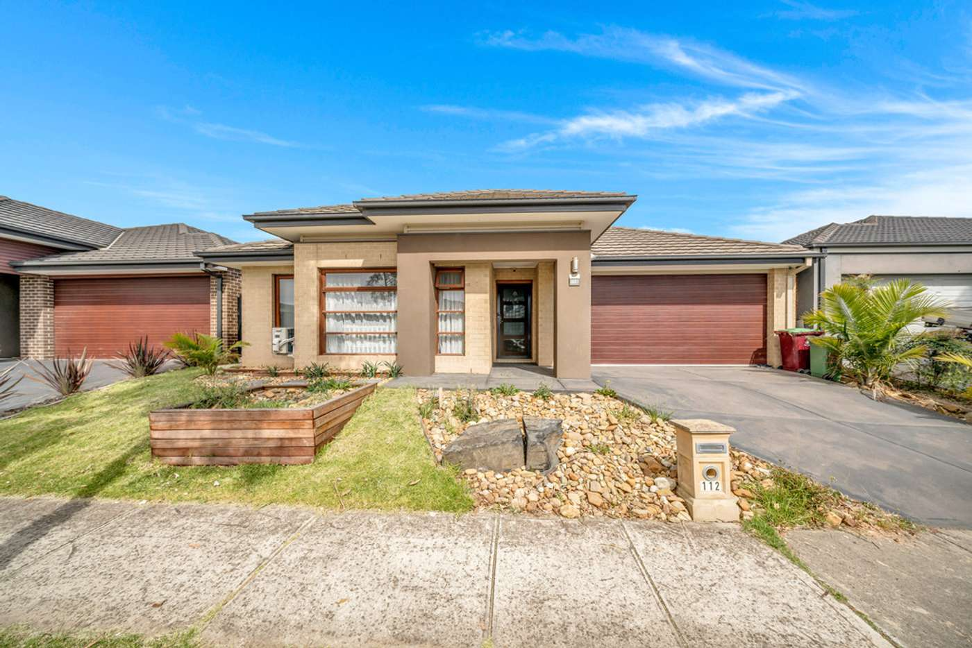 Main view of Homely house listing, 112 Selandra Boulevard, Clyde North VIC 3978