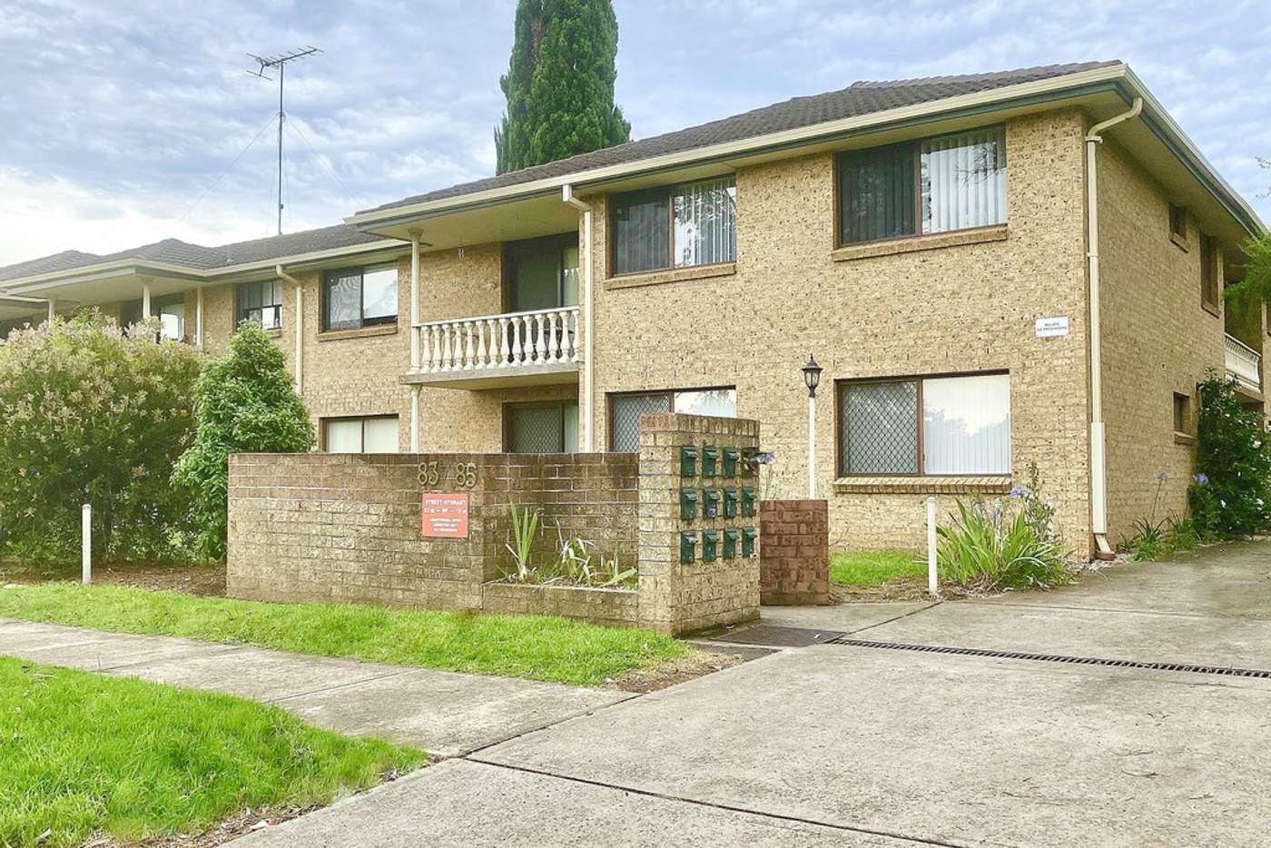 Main view of Homely unit listing, 10/83-85 Saddington Street, St Marys NSW 2760