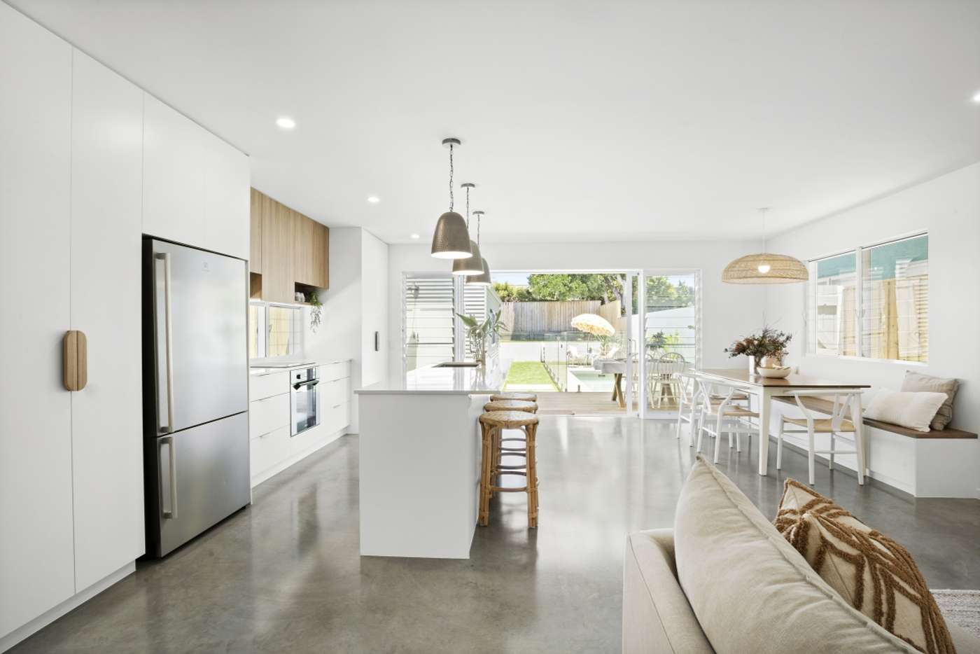 Fifth view of Homely house listing, 222 Cypress Terrace, Palm Beach QLD 4221