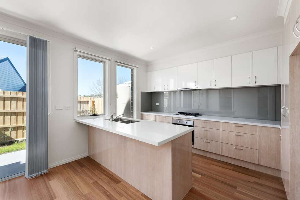 Third view of Homely townhouse listing, 87 Leeds Street, Doncaster East VIC 3109