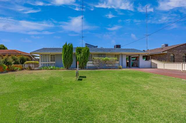 44 Hamersley Drive, Carey Park WA 6230