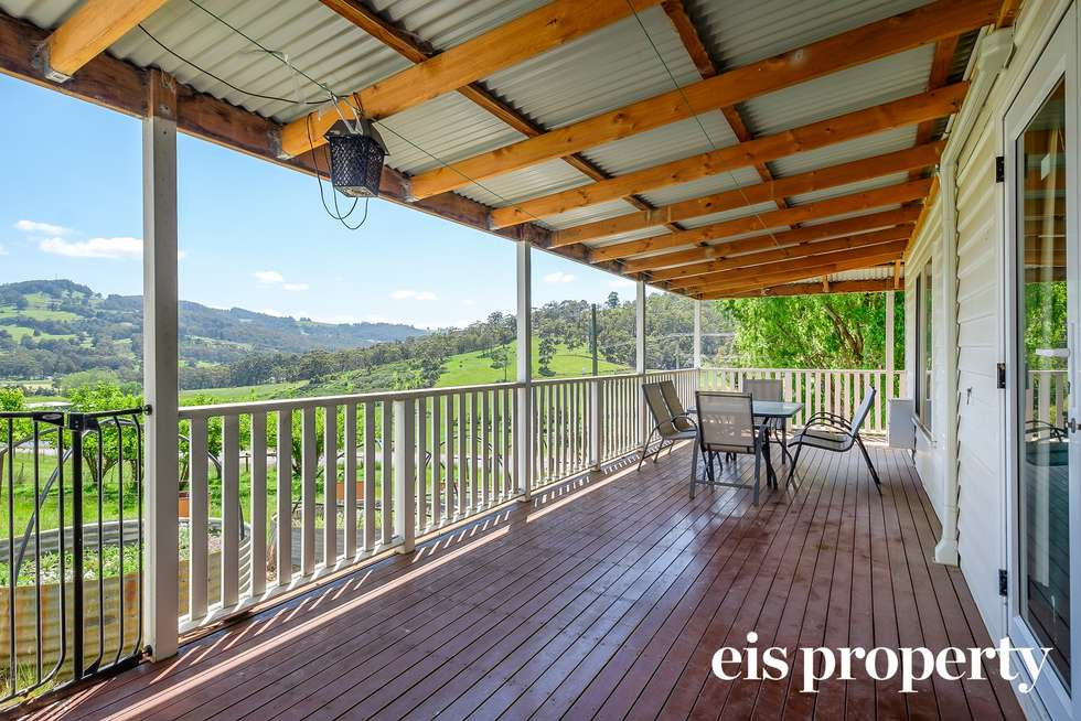 Second view of Homely house listing, 130 Scotts Road, Geeveston TAS 7116