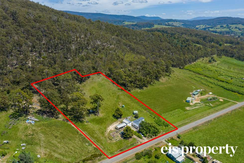 Third view of Homely house listing, 130 Scotts Road, Geeveston TAS 7116
