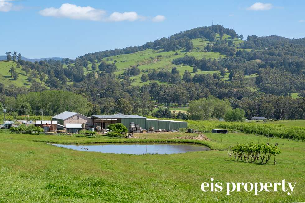 Second view of Homely residentialLand listing, 101 Scotts Road, Geeveston TAS 7116