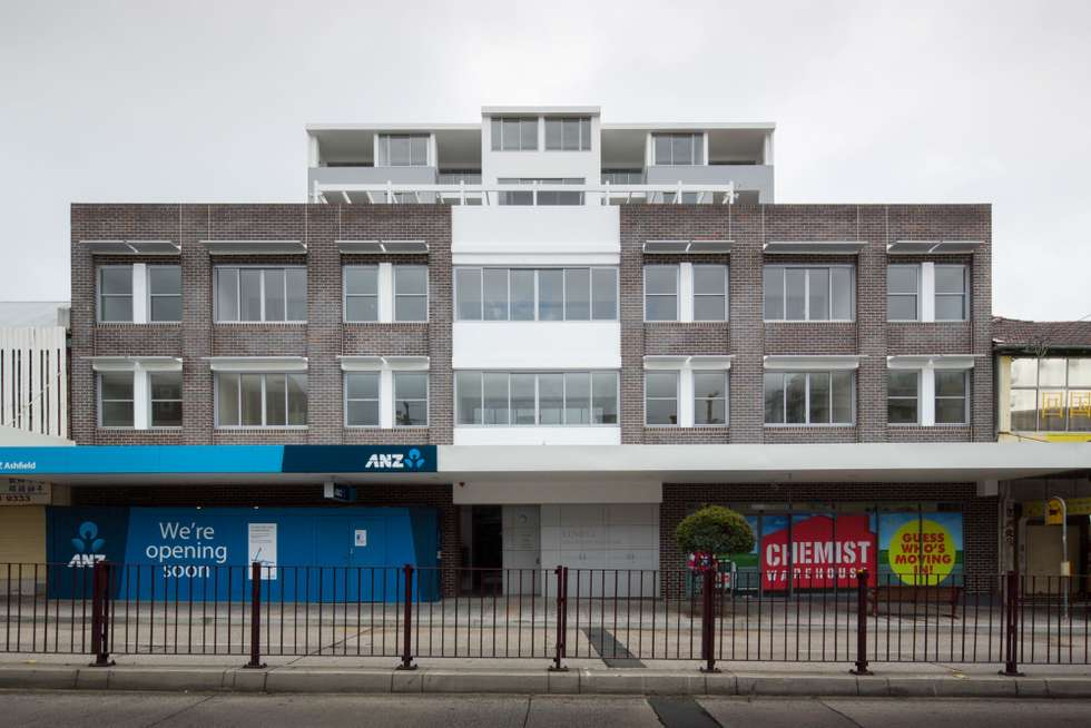 Fifth view of Homely apartment listing, 109/268-270 Liverpool Road, Ashfield NSW 2131