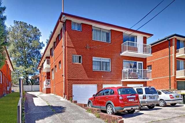 4/9 Hillard Street, Wiley Park NSW 2195