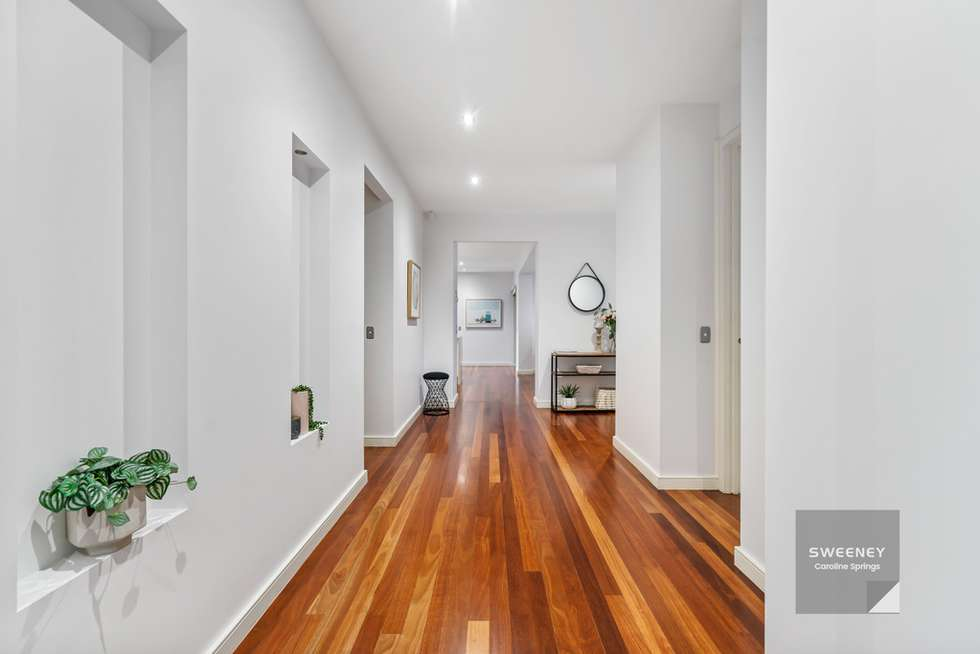 Second view of Homely house listing, 12 Fairbairn Way, Caroline Springs VIC 3023