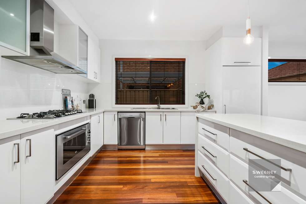 Fourth view of Homely house listing, 12 Fairbairn Way, Caroline Springs VIC 3023
