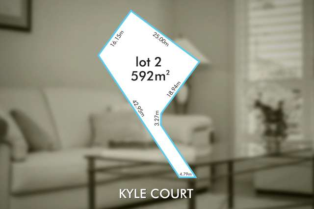 LOT 2/7 Kyle Court, Old Reynella SA 5161