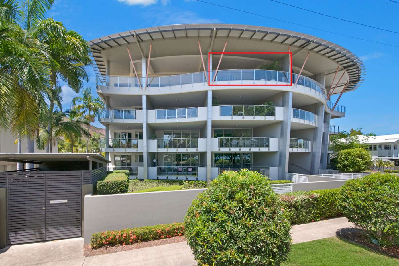 Main view of Homely apartment listing, 23/96-98 Mitchell Street, North Ward QLD 4810