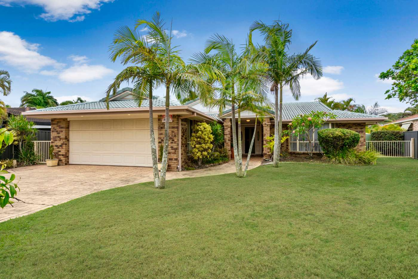 Main view of Homely house listing, 13 Raven Parade, Burleigh Waters QLD 4220