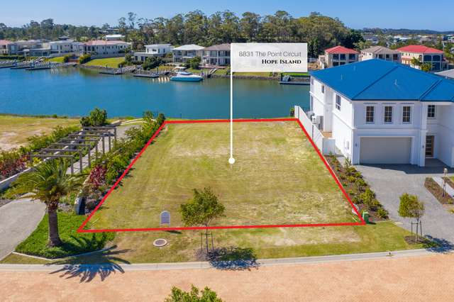 8831 The Point Circuit, Sanctuary Cove QLD 4212