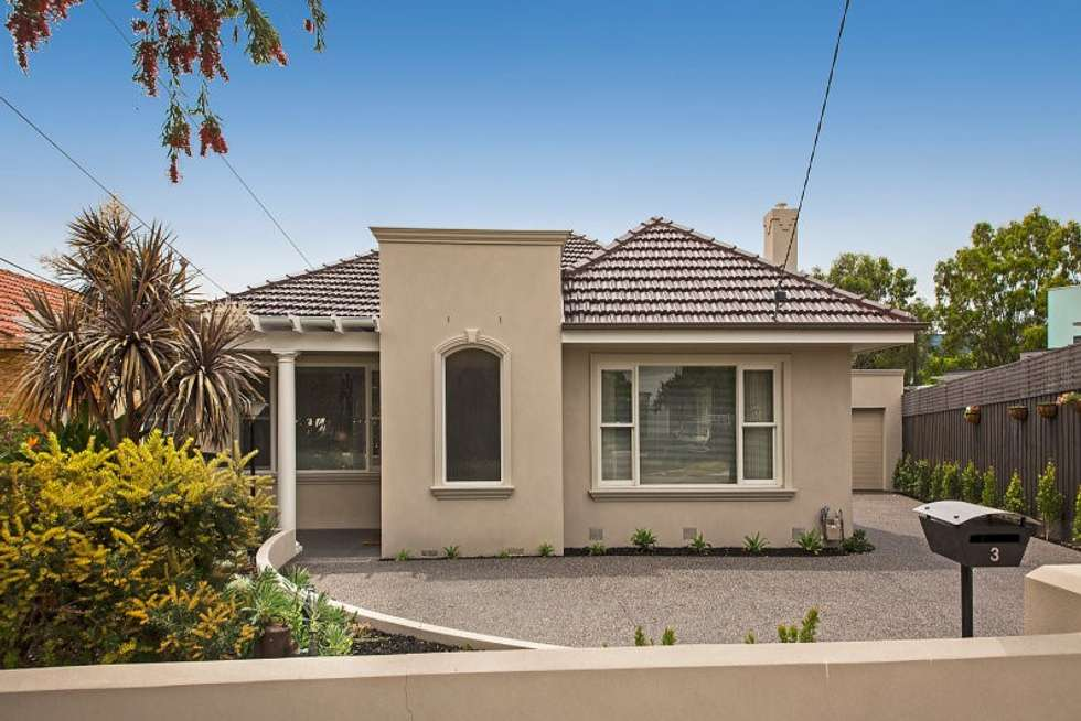 Second view of Homely house listing, 3 Warland Road, Hampton East VIC 3188