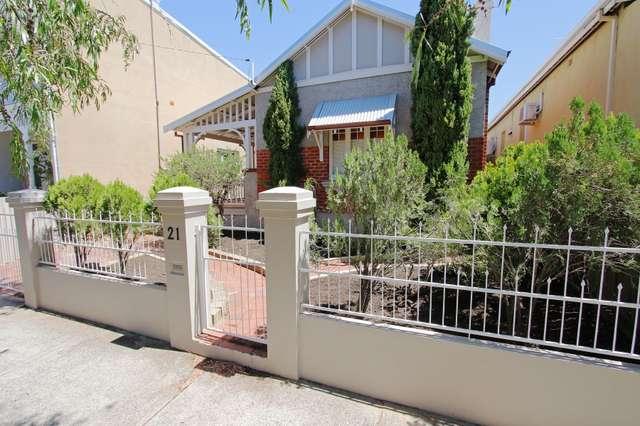 21 Cowle Street, West Perth WA 6005