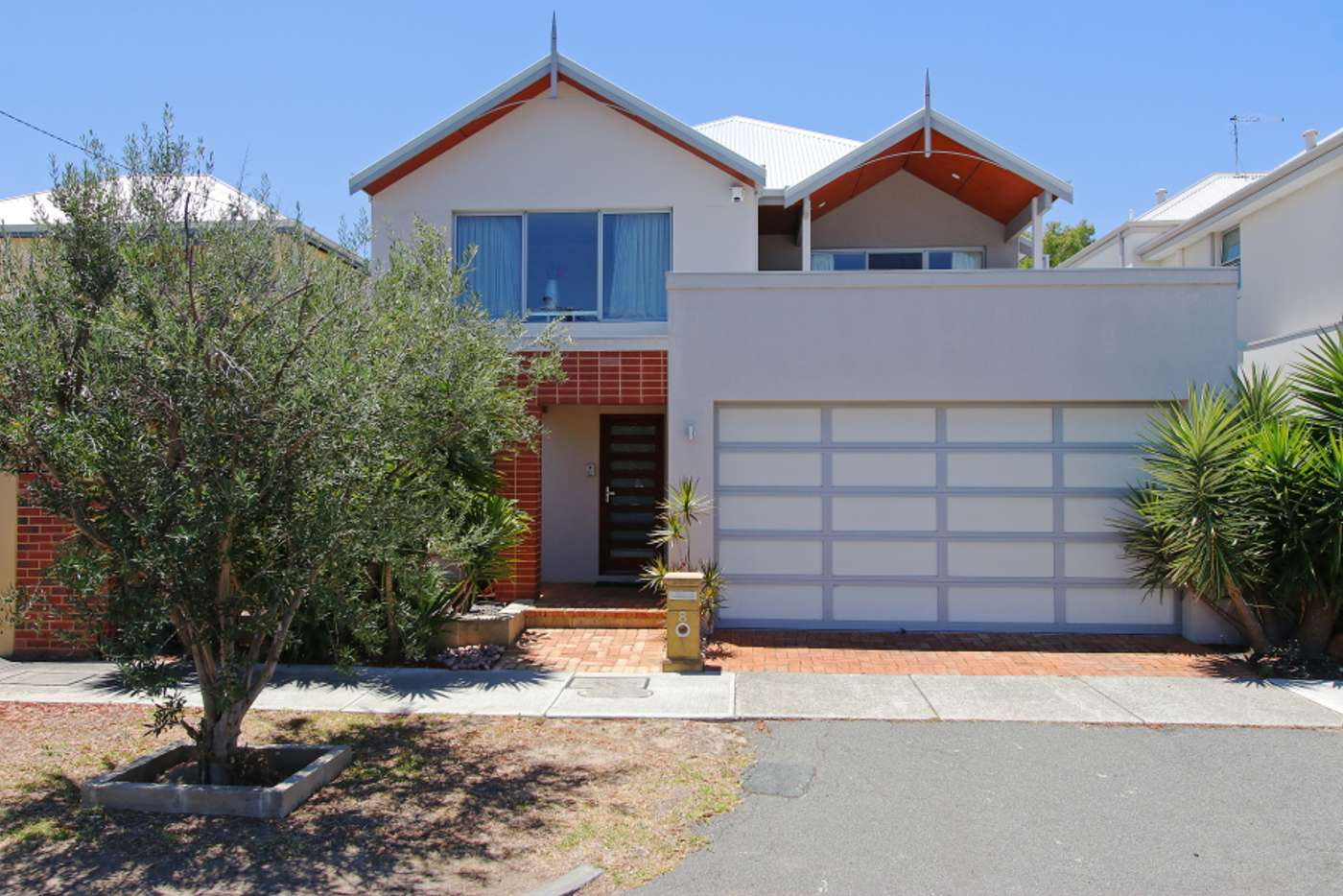 Main view of Homely house listing, 8 Loch Street, North Perth WA 6006