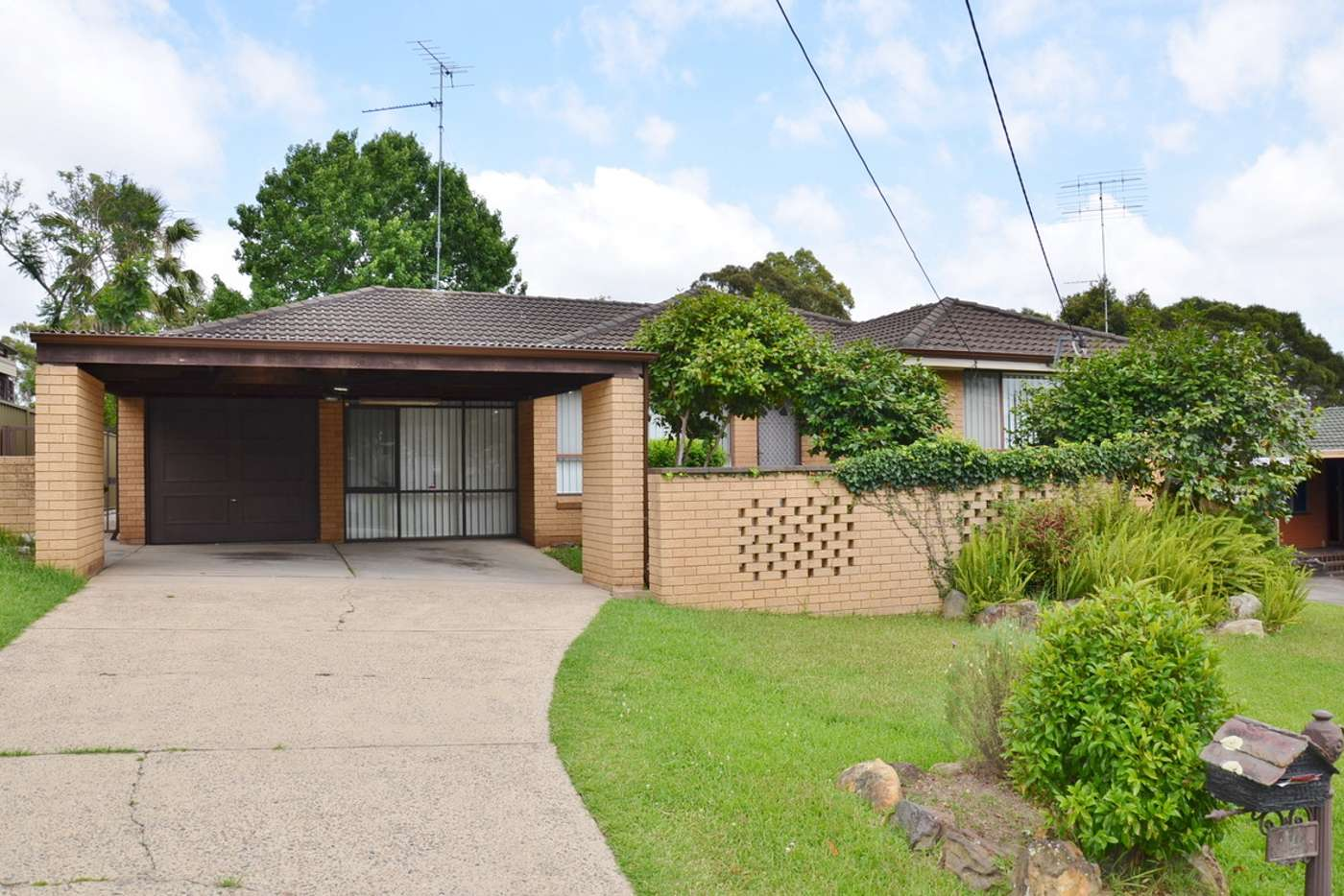 Main view of Homely house listing, 14 Warrina Avenue, Baulkham Hills NSW 2153