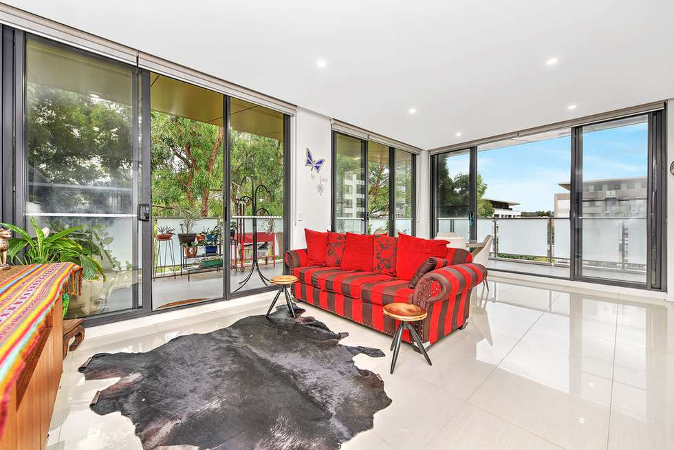 Second view of Homely apartment listing, 5501/1a Morton Street, Parramatta NSW 2150