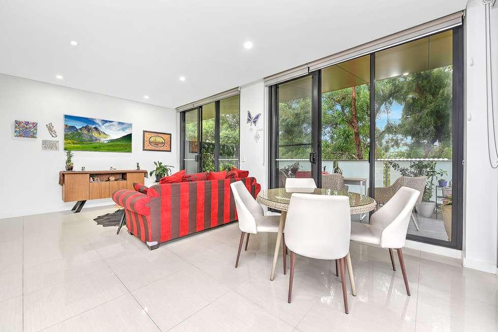 Third view of Homely apartment listing, 5501/1a Morton Street, Parramatta NSW 2150