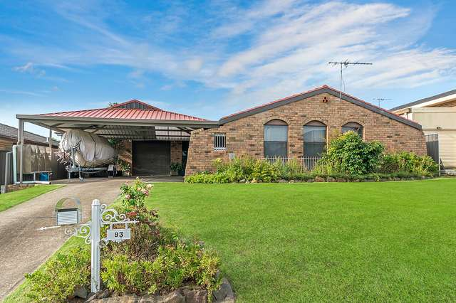 93 Ollier Crescent, Prospect NSW 2148