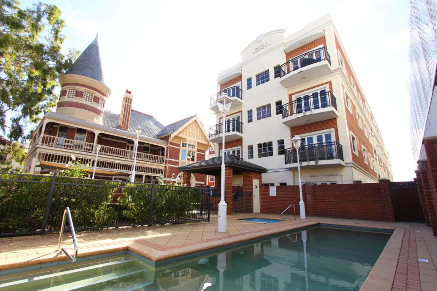 Main view of Homely apartment listing, 32/2 Mayfair St, West Perth WA 6005