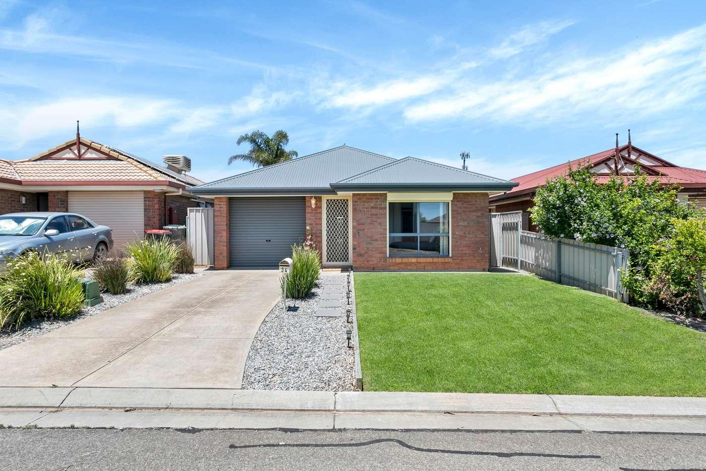 Main view of Homely house listing, 34 Carlisle Circuit, Seaford SA 5169