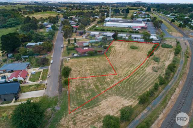 Lot 6, 7, 8, 9 & 10 Railway Parade, Creswick VIC 3363