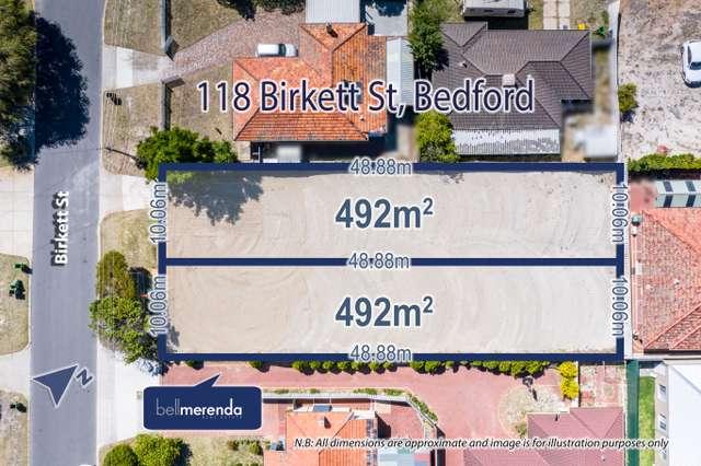 118 Birkett Street, Bedford WA 6052