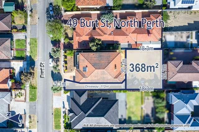 49 Burt Street, North Perth WA 6006