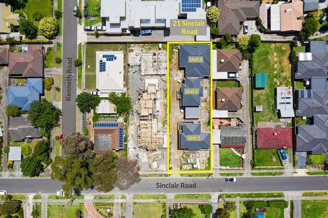 1-3/21 Sinclair Road, Bayswater VIC 3153