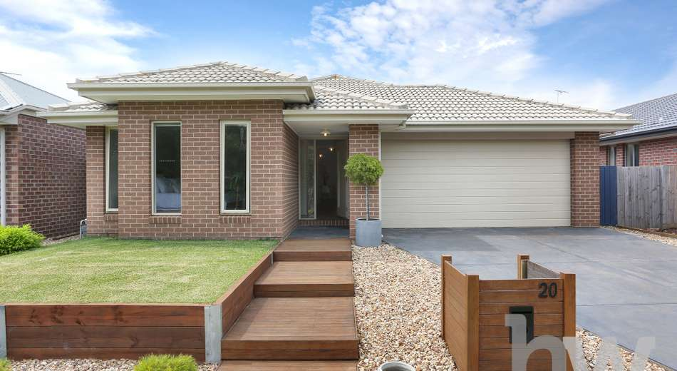 20 Whitecliff Way, Armstrong Creek VIC 3217