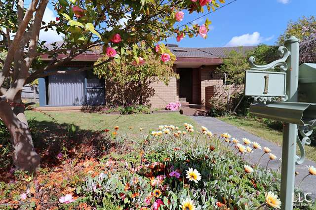 1 Kelso Place, Wantirna VIC 3152