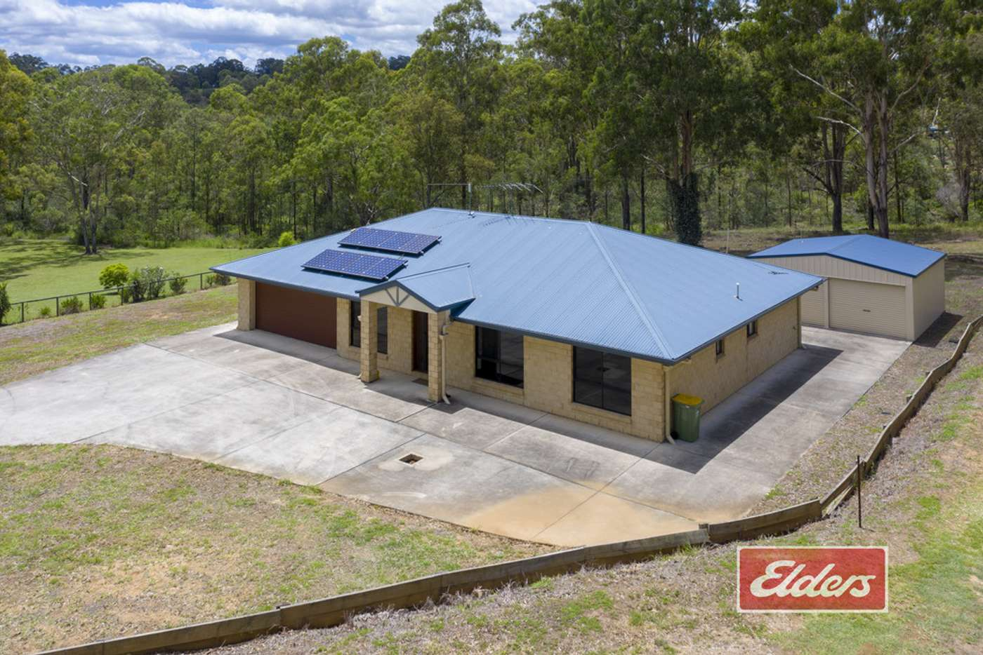 Main view of Homely house listing, 52 Fern Tree Court, Cedar Vale QLD 4285