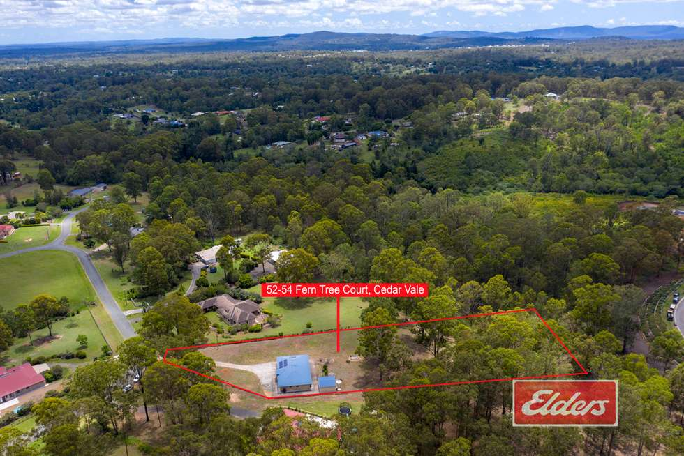 Second view of Homely house listing, 52 Fern Tree Court, Cedar Vale QLD 4285