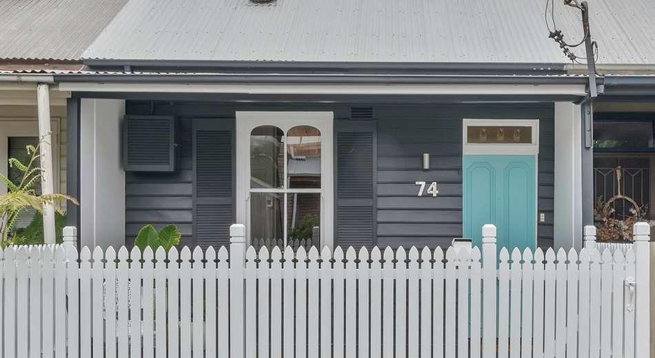 74 Rosser Street