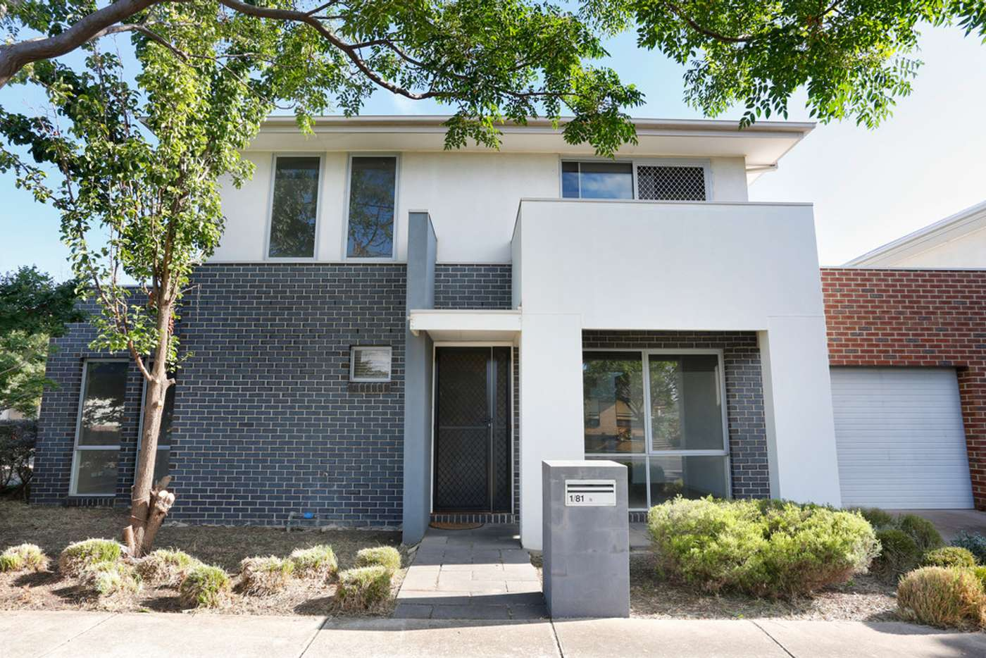 Main view of Homely townhouse listing, 1/81 Mitchell Street, Maidstone VIC 3012