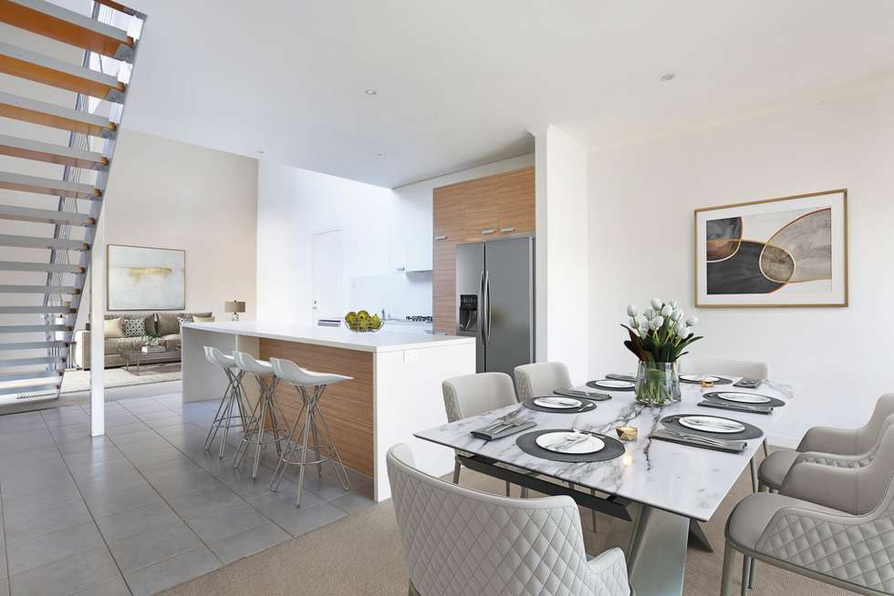 Second view of Homely townhouse listing, 1/81 Mitchell Street, Maidstone VIC 3012